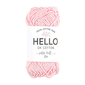 Hello Cotton 101 - Pink Lady
