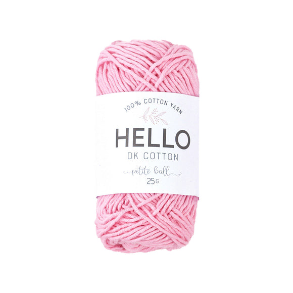 Hello Cotton 102 - Candy Pink