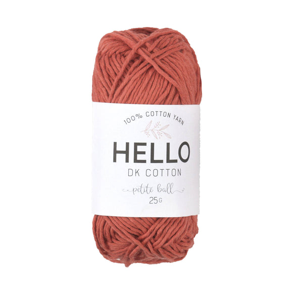 Hello Cotton 117 - Ginger