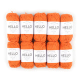 Hello Cotton 118 - Golden Poppy