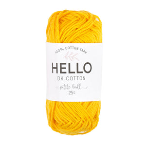 Hello Cotton 120 - Citrus