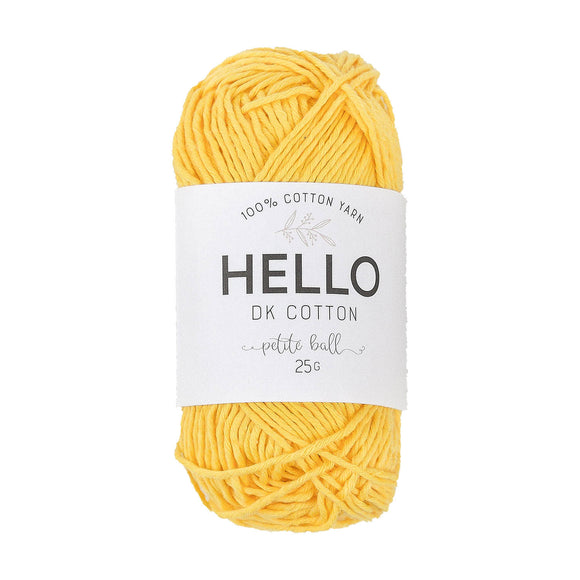 Hello Cotton 123 - Dandelion
