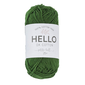 Hello Cotton 135 - Juniper