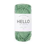 Hello Cotton 137 - Shale Green