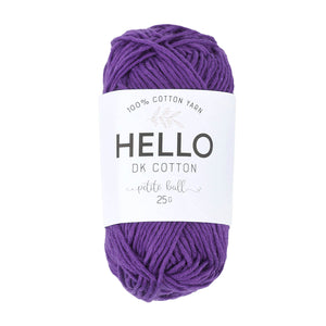 Hello Cotton 143 - Pansy