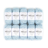 Hello Cotton 145 - Dream Blue