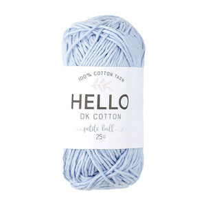 Hello Cotton 146 - Baby Blue