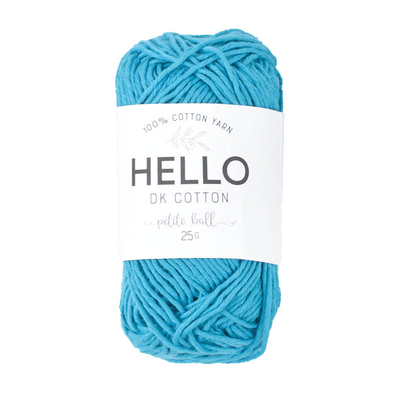 Hello Cotton 152 - Bluebird