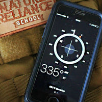Compass App? Don't rely on them