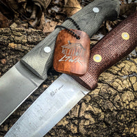 The BEST handcrafted survival and bushcraft knives
