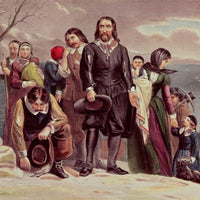 Podcast #9:  Historical Look at Thanksgiving, Fact vs. Fiction