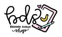 Banana Doodles Shop