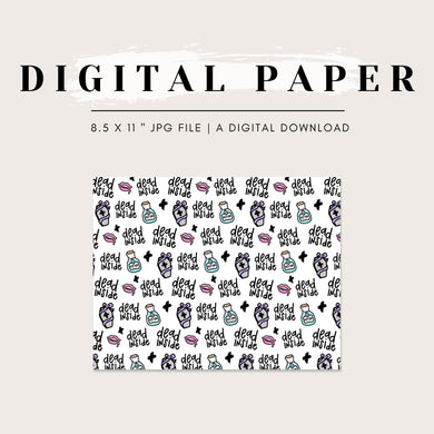 Digital Paper - Dead Inside