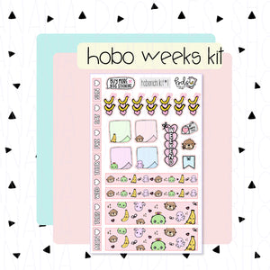 Hobonichi Weeks Kit: BDS Crew
