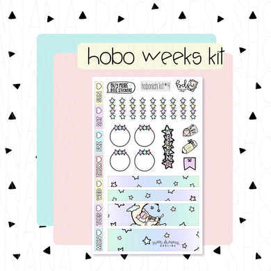 Hobonichi Weeks Kit: Sweet Dreams