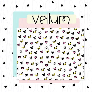 Vellum - Banana Love
