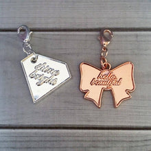 "studiosignet exclusive ""shine bright"" Travelers Notebook Planner Charm"