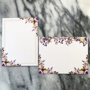 "4"" x 3"" studiosignet Signature Journaling Cards (Set of Two)"