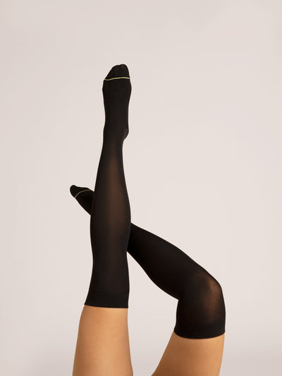 Over the Knee Socks Medium / Black / 4-Pack - Sheertex