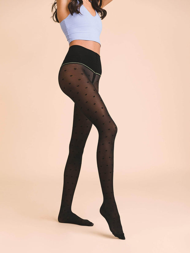 Cross My Heart Sheer Tights