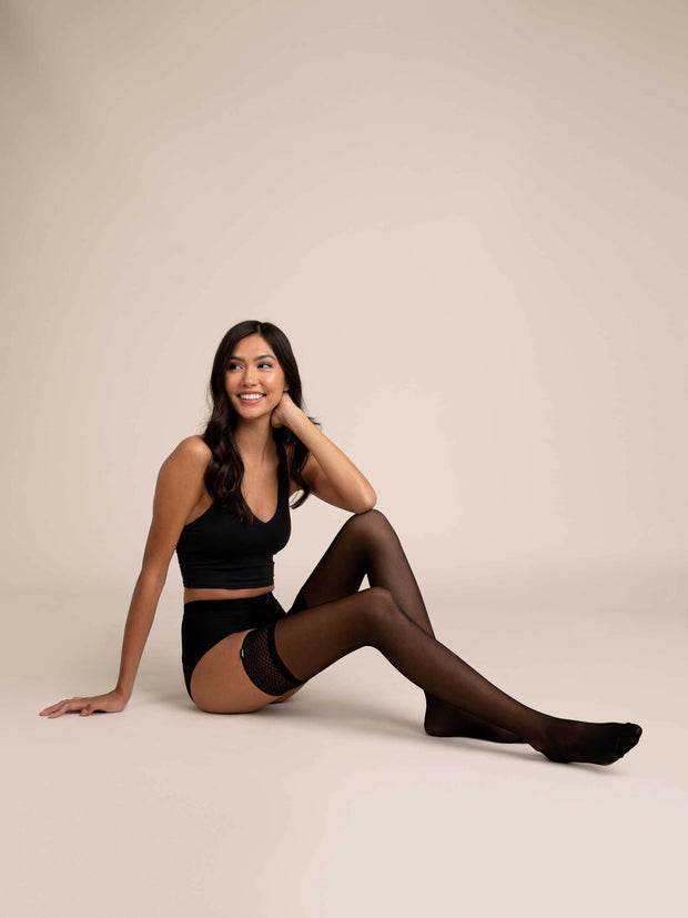 Ultrasheer Thigh Highs - Sheertex