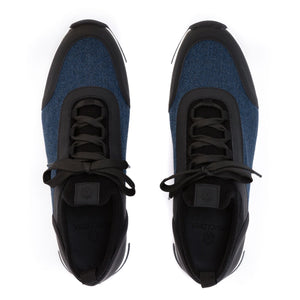 Glace Sneaker  | Navy