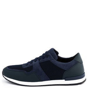 Pace Sneaker  | Navy