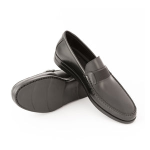 Victor XC Loafer | Black Strap
