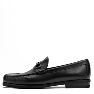 Bold Loafer | Matt Black