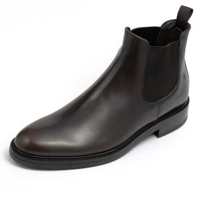Valor Chelsea Boots | Dark Brown