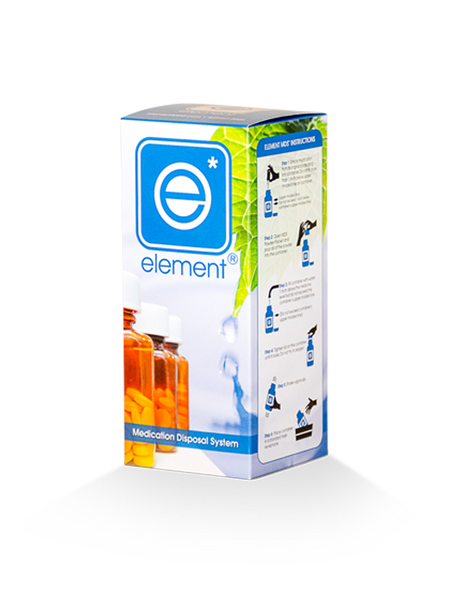 Element MDS Ready-Kit (50 - 17oz. bottles)