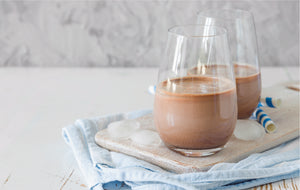 Cacao Bliss Recipes | Almond Butter Smoothie