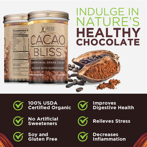 Cacao Bliss - Nature's Healthy Chocolate