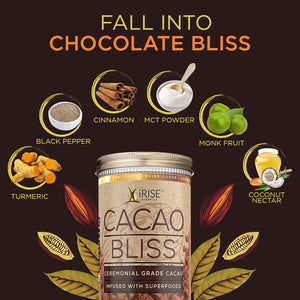 Cacao Bliss - Fall into Chocolate Bliss