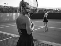 GLAM ON COURT