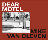 DEAR MOTEL, the book (red cover edition) / PRE-SALES