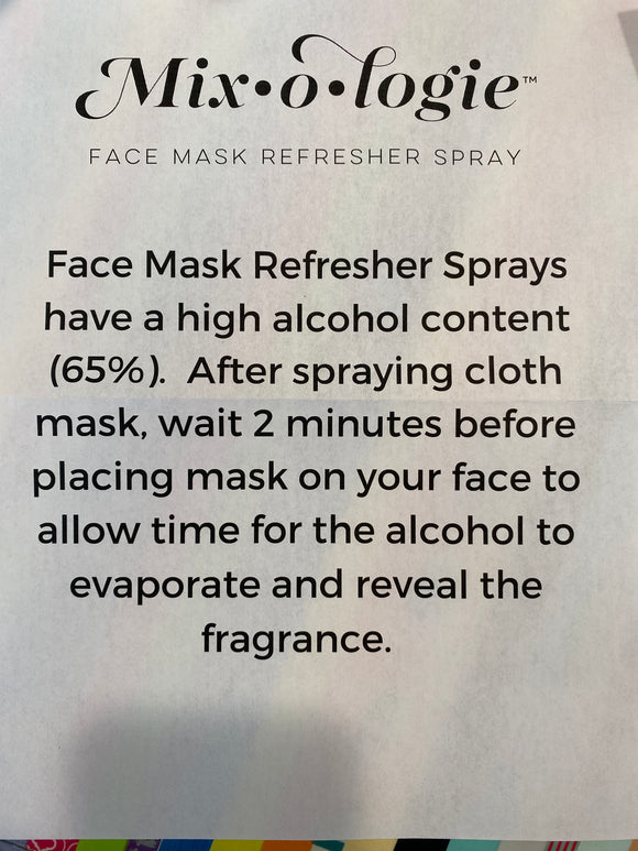 Mask Refresher