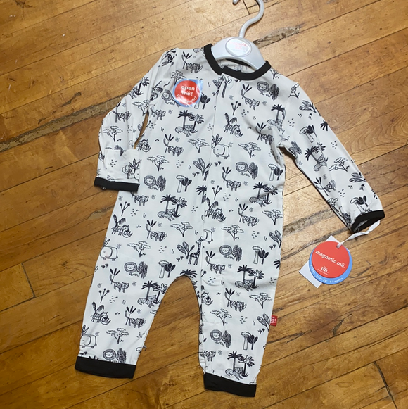 Animal Safari Coverall