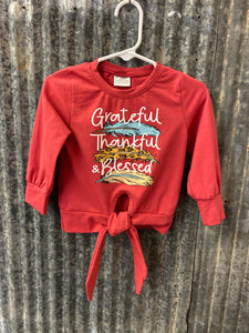 Grateful for Mommy & Me tee