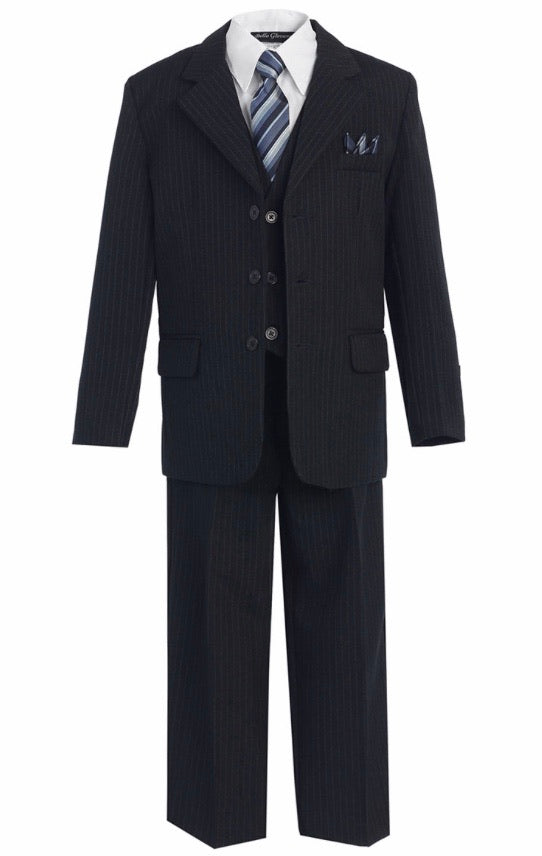 Navy 5-Piece Suit