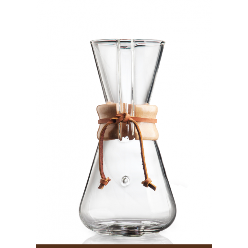 Chemex Pour-Over Drip Coffee Maker