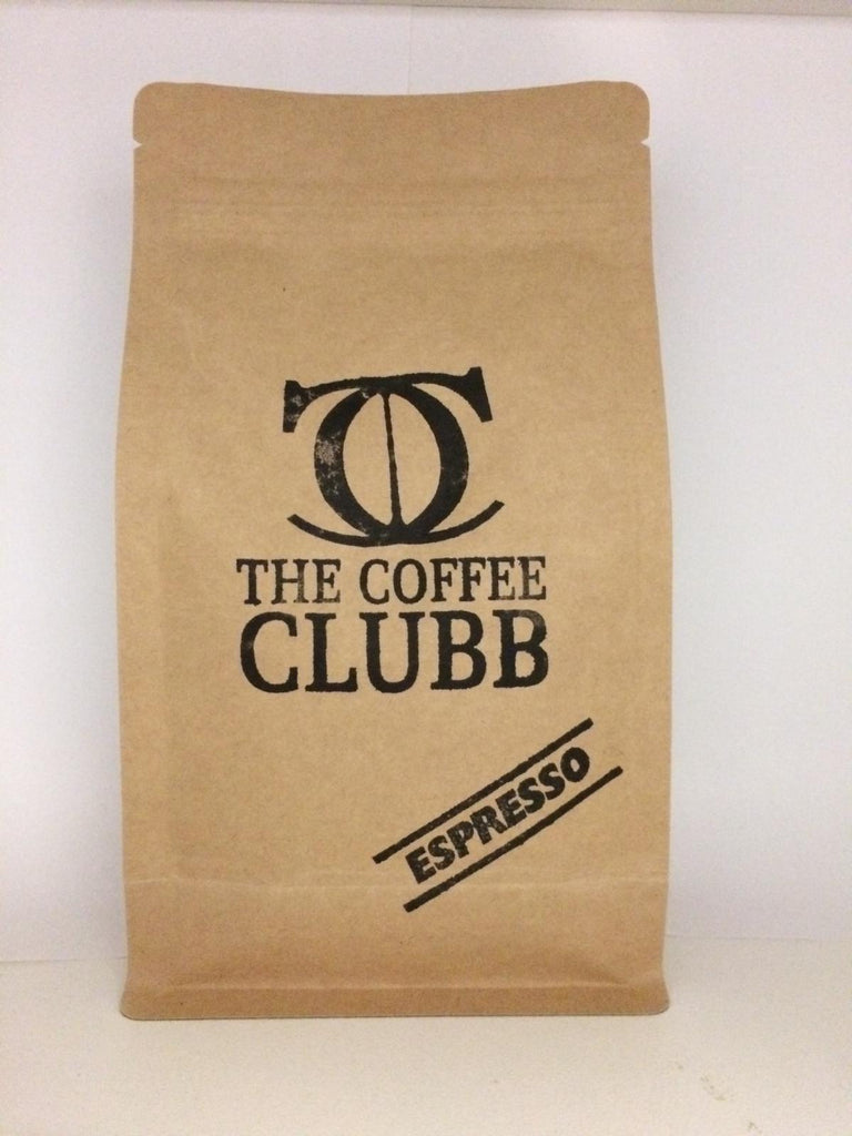 The Coffee Clubb Cashew & Banana