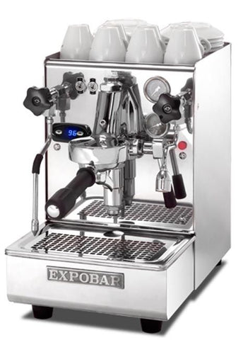 Expobar Office Leva EB-61 Dual Boiler Espresso Machine