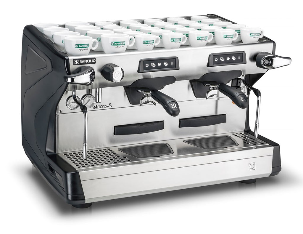 Rancilio Classe 5 USB 2 Group Fully Automatic Espresso Machine