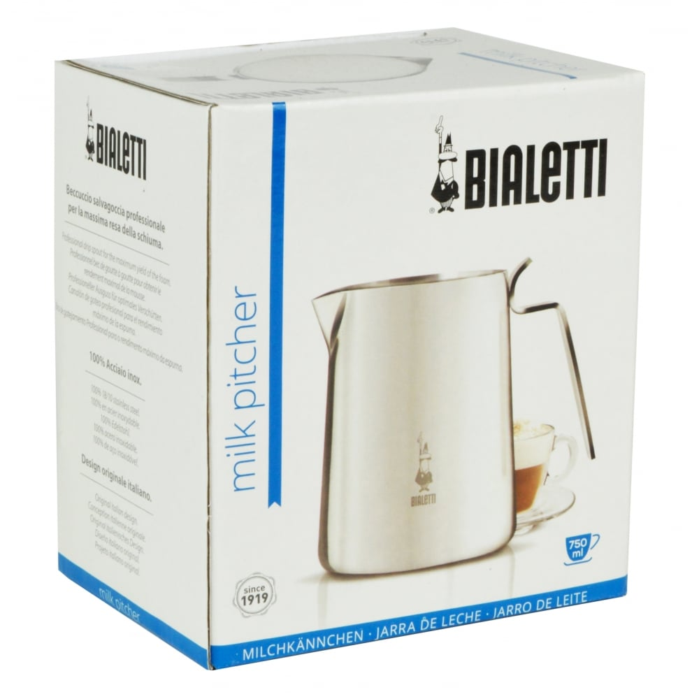 Bialetti Milk Frothing Pitcher Jug