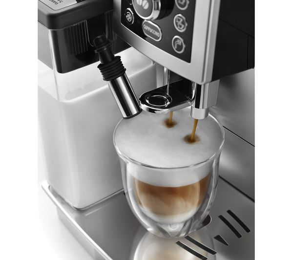 DeLonghi Compact Fully Automatic (Bean-to-Cup) Coffee Machine ECAM23.460