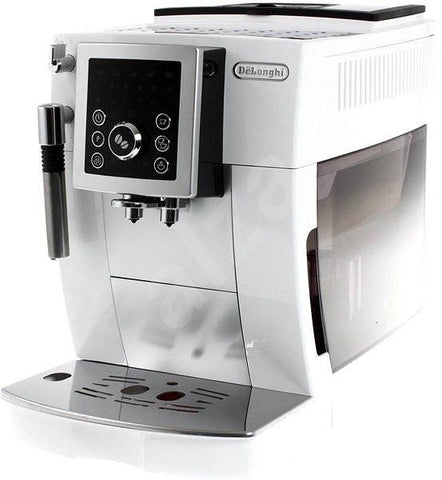 DeLonghi Compact Fully Automatic (Bean-to-Cup) Coffee Machine ECAM23.210W