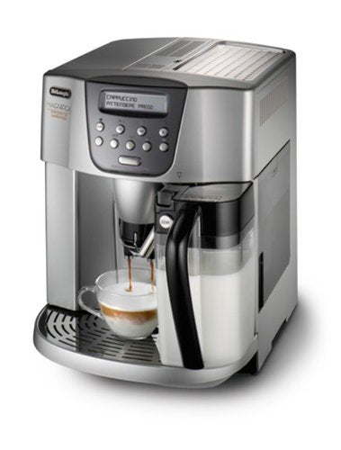 DeLonghi Magnifica Pronto Fully Automatic (Bean-to-Cup) Coffee Machine