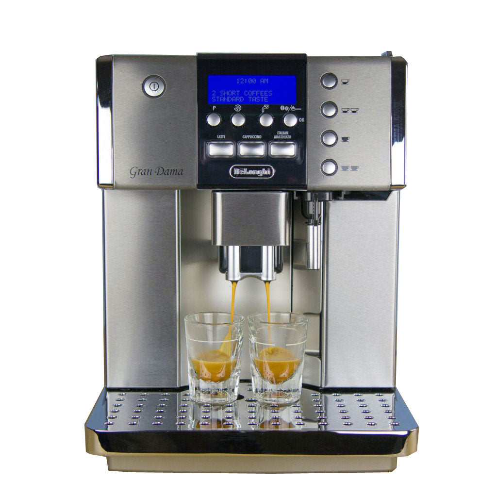 DeLonghi PrimaDonna Fully Automatic (Bean-to-Cup) Coffee Machine