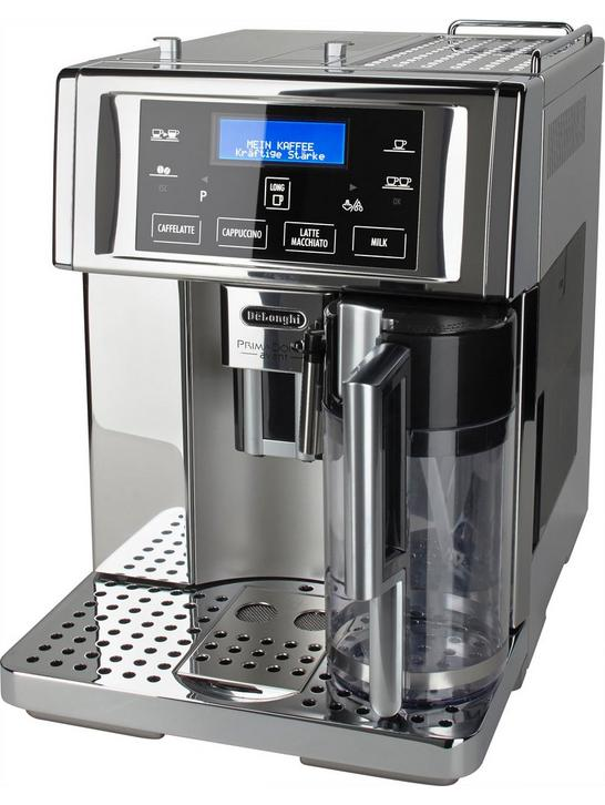 DeLonghi PrimaDonna Avant Fully Automatic (Bean-to-Cup) Coffee Machine